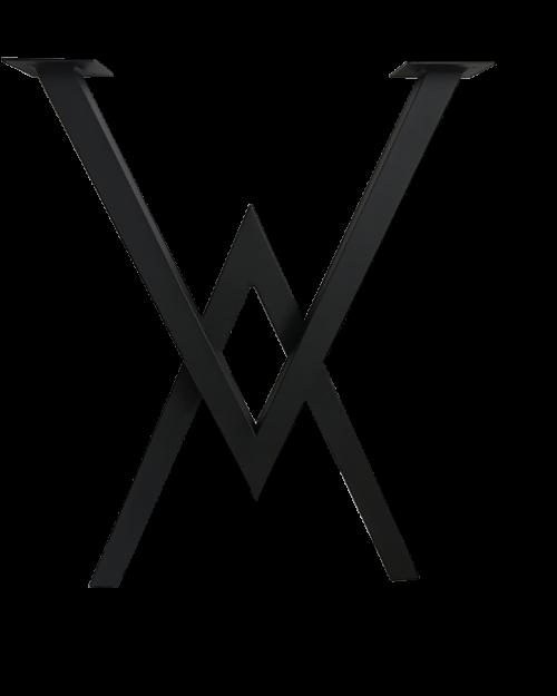 Подстолье лофт треугольник